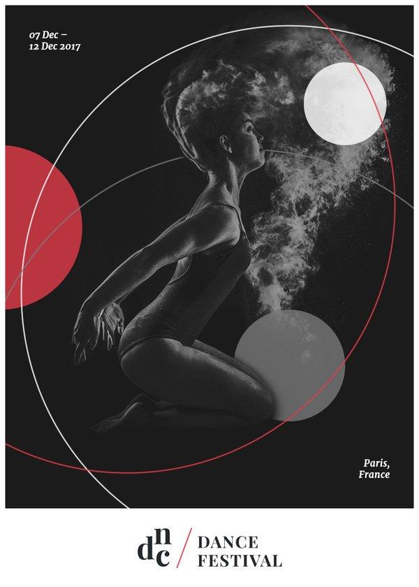 DNC Festival festival poster