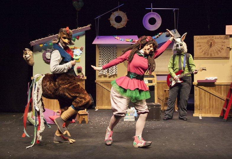 Galeria d'imatges 11: La fiesta de Donkey