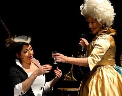 El verí del teatre / El veneno del teatro