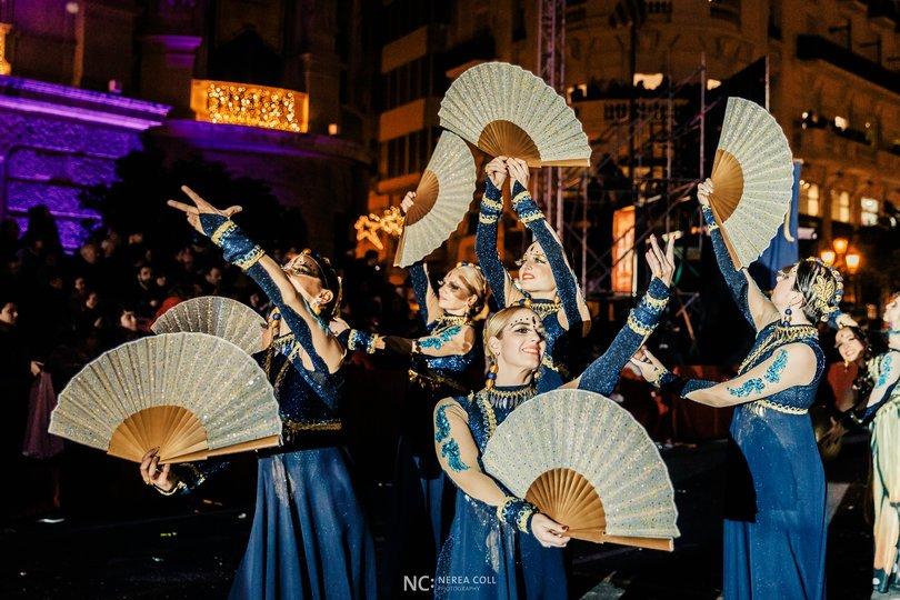 Image gallery 13: Cabalgata Reyes Magos 2019