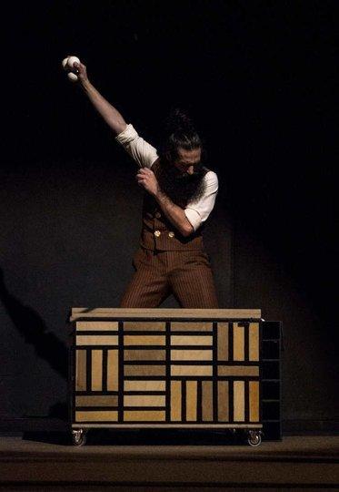 Imagen 1 de la galería del espectáculo SÓ.