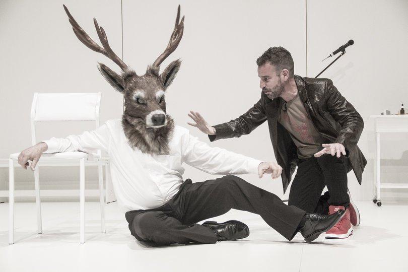 Image 1 in the gallery of the show El Bramido de Düsseldorf