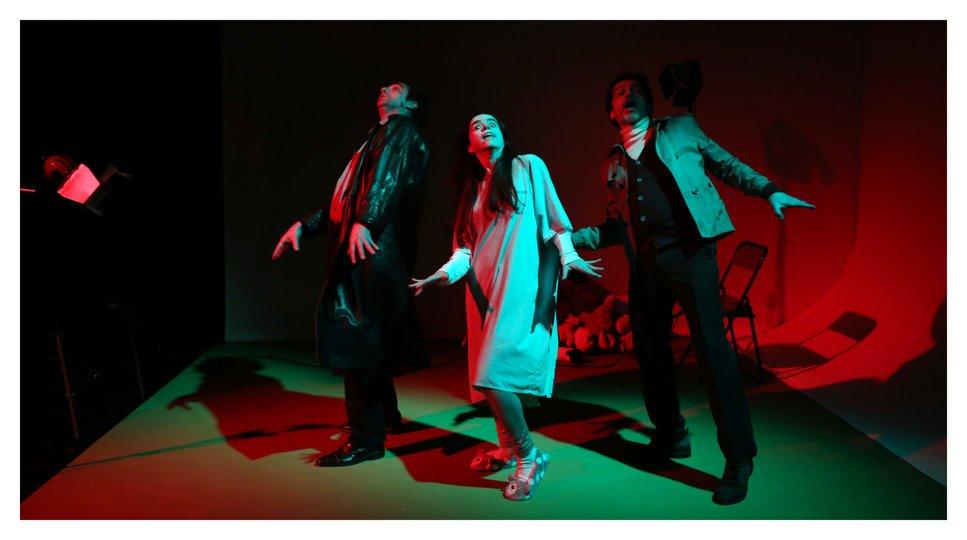 Imatge 0 de la galeria de l'espectacle Qué pasó con Michael Jackson