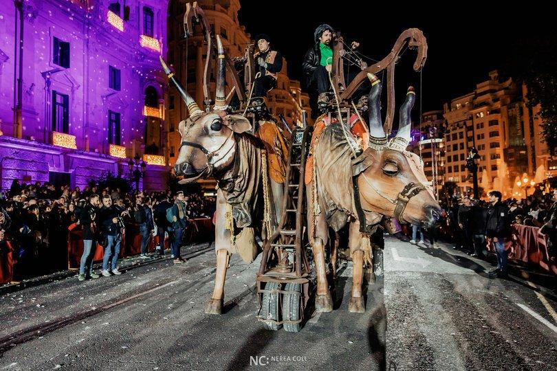 Image gallery 2: Cabalgata Reyes Magos 2019