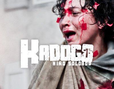 Kadogo, niño soldado