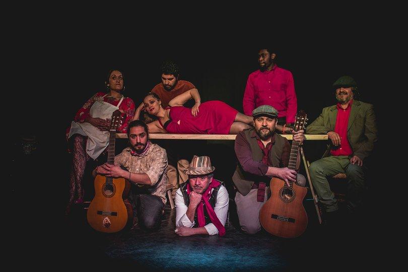 Image gallery 2: Poetas y borrachos