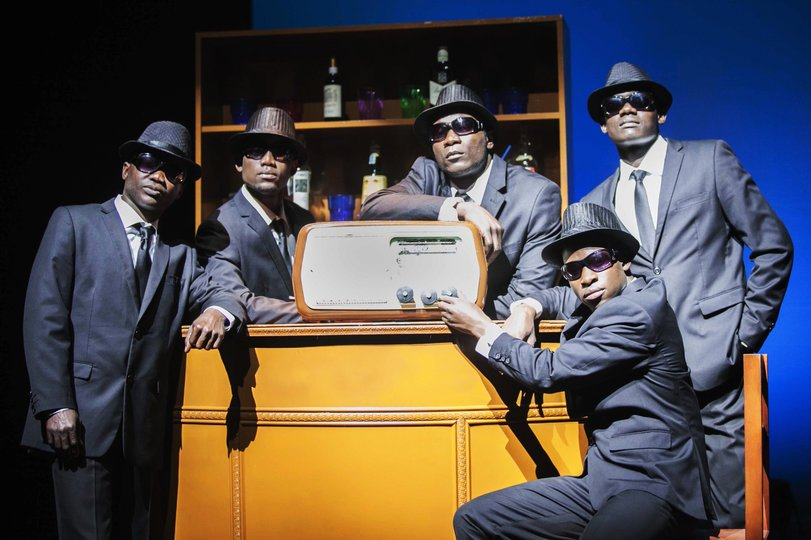 Imatge 0 de la galeria de l'espectacle The Black Blues Brothers