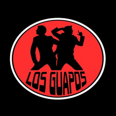 Cover image of the show: Los Guapos