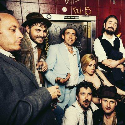 Imagen de portada del espectáculo Opening party