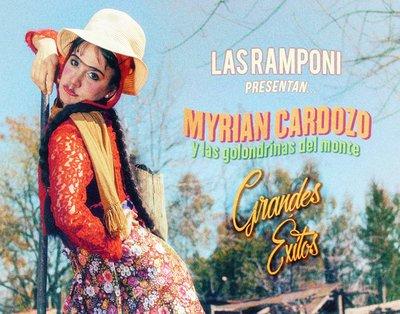 Myrian Cardozo y Las Golondrinas del Monte