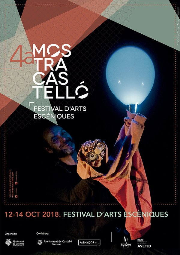 Cartell del festival Mostra Castelló