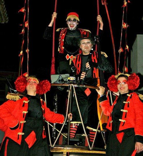 Bilder Gallerie 4: Klez 80 circus