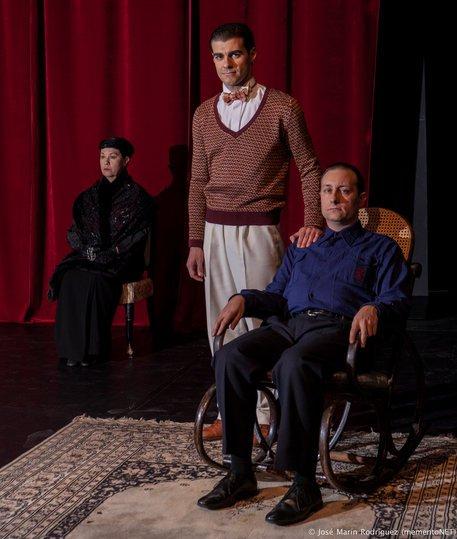 Imatge 1 de la galeria de l'espectacle José Antonio y Federico