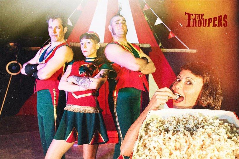 Galería de imágenes 3: The Troupers
