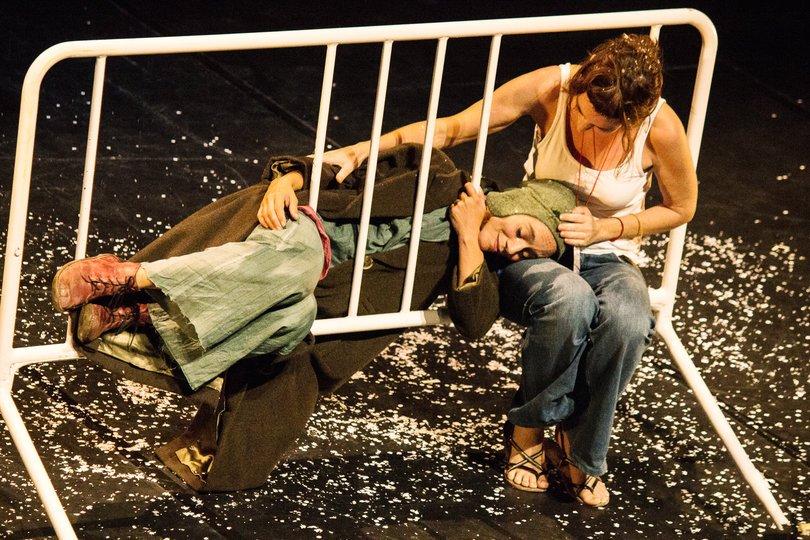 Imagen 8 de la galería del espectáculo Réfugiée Poétique
