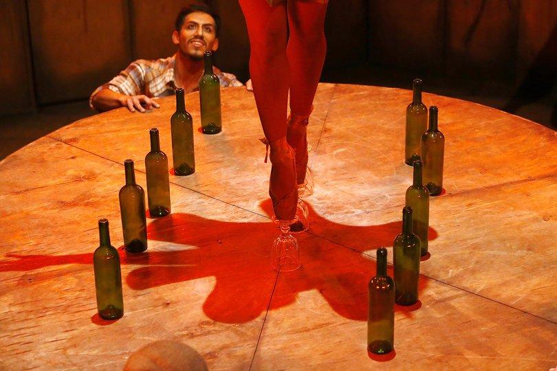 Bilder Gallerie 1: La sangre de la tierra