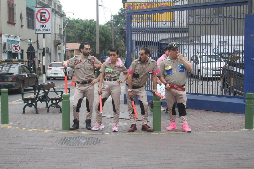 Image gallery 5: LOS COPS
