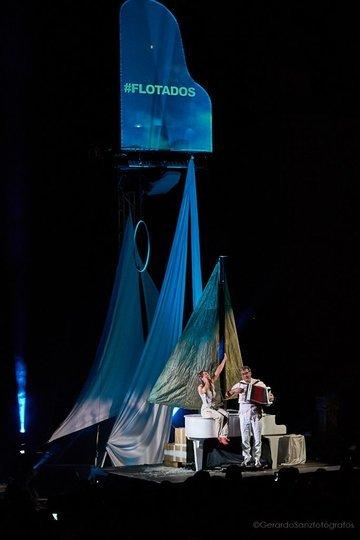 Imagen 3 de la galería del espectáculo Flotados