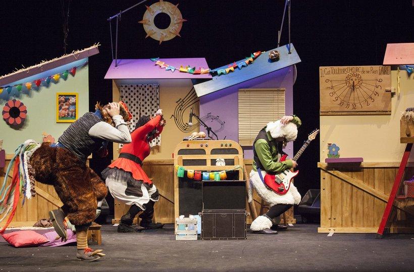 Galeria d'imatges 5: La fiesta de Donkey