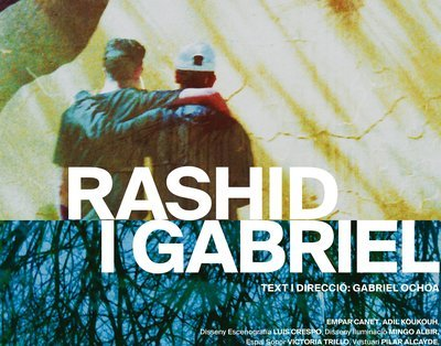 Cover image of the show: Rashid y Gabriel