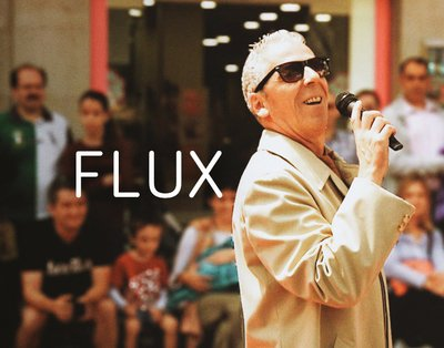 Cover image of the show: Flux