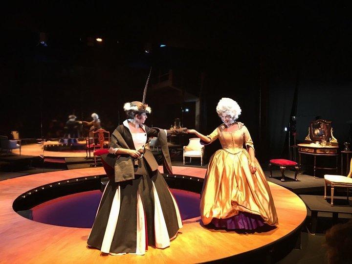 Galeria d'imatges 1: El verí del teatre / El veneno del teatro