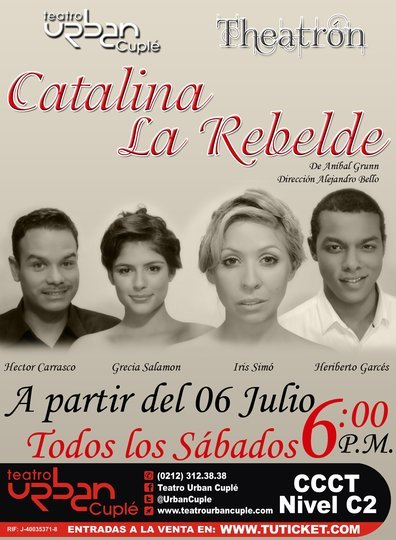 Bilder Gallerie 1: Catalina, La Rebelde