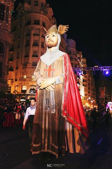 Galería de imágenes 24: Cabalgata Reyes Magos 2018