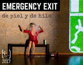 EMERGENCY EXI # de piel y de hilo